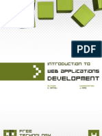 Introduction to Web Apps Development