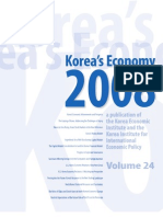 Korea's Economic Achievements and Prospects