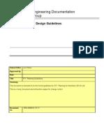 Radio Planning Design Guidelines (RDU-0008-01 V1.11)