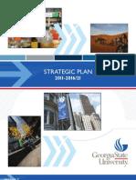 GSU Strategic Plan 2016