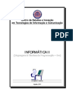 Informaticaa II - Manual 2011