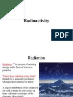 NuclearRadioactivity