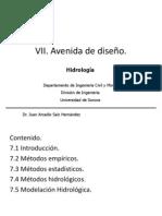 Hidrologia VII
