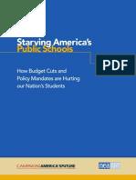 Starving Schools Report
