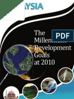 Malaysia MDGs Progress Report 2010