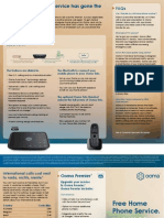 Ooma Telo Brochure English 5 7v2