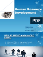 Human Resource Development Ppt