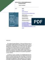 Enrique Dussel Filosofia Etica a 4 Politica a
