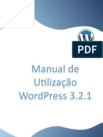Manual de Utilização WordPress 3.2.1