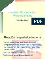 9Relacion Hospedador Microorganismo