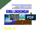 BAB 10 Kimia-Lingkungan