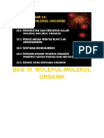 Bab10 Molekul Molekul Organik