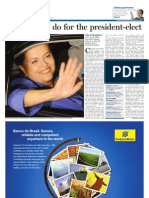 FT Brazil 2010 Special Report
