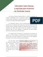 Boletin BPA Frutihoricola Frescos