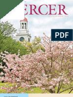 Mercer University Press Spring Summer 2012 Catalog