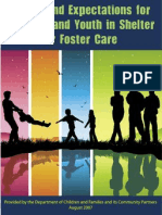 dcf foster rights 4c