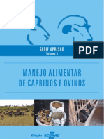 Manejo Alimentar de Caprinos e Ovinos _Serie Aprisco_Sebrae