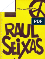 RAUL SEIXAS Songbook - EASY PLAY - Partituras Facilitadas 44