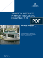 Comercial Integrtated Farming of Aqaculture and Horticulture