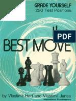 Hort & Jansa - The Best Move 1980