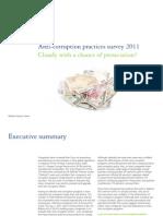 Anti-Corruption Practices Survey 2011