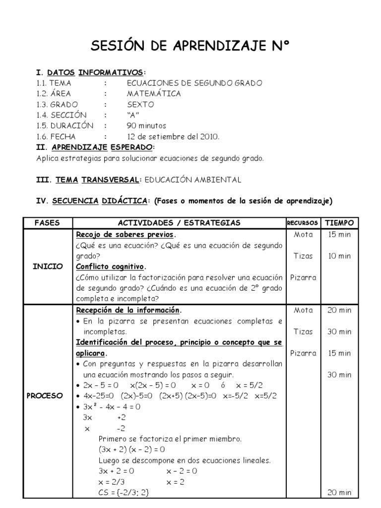 Único Sexto Grado De Matemáticas Ecuaciones De Hojas De Trabajo ...