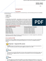 RHEL6 Recommended Partitioning Scheme