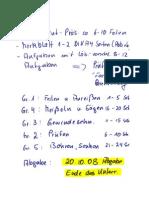Referat PP Vereinbarungen