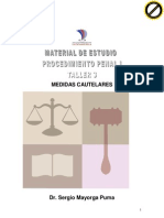 Material de Estudio Taller3 Procedimiento Penal I