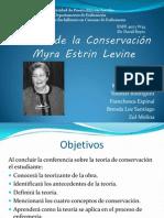 Teoría de la Conservación