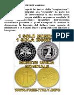 Moneta Unica Mondiale