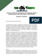 Jaime Petras - Los Perversos Efectos Psicologicos Del Capitalismo Salvaje