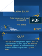 OLAP et SOLAP - complet avec explication - ppt univ laval