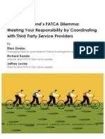 The Foreign Fund's FATCA Dilemma