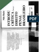 Nilo Batista - Introdução Crítica ao Direito Penal Brasileiro (2007)