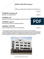 CosmosilCatalog SES Research