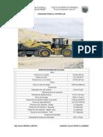 Ficha Tecnica de Tractores