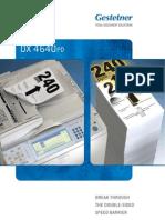 Gestetner DX4640PD GB Lo Tcm328-53349