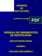 DIAGNÒSTICO EN PATOLOGÌA MAMARIA