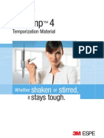 Protemp™ 4 - Temporization Material