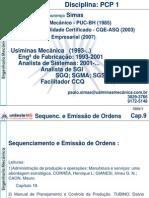 Aula09_PCP1_SequencEmissaoOrdens