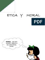 Etica y Moral PPT