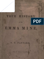The True History of the Emma Mine