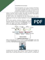 Descripción y funcionamiento de un torno
