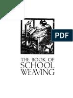 The book of school weaving