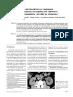 Sinais de Uereterolitíase na TC (2004)