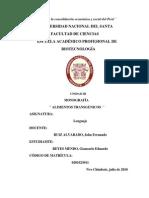 Monografia de Los Alimentos Transgenicos