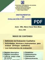 17265850 Instrumentos de Evaluacion Por Competencias v 29052009