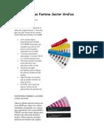 Guías Pantone Sector Grafico