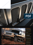 2009 Jeep Commander Accessories